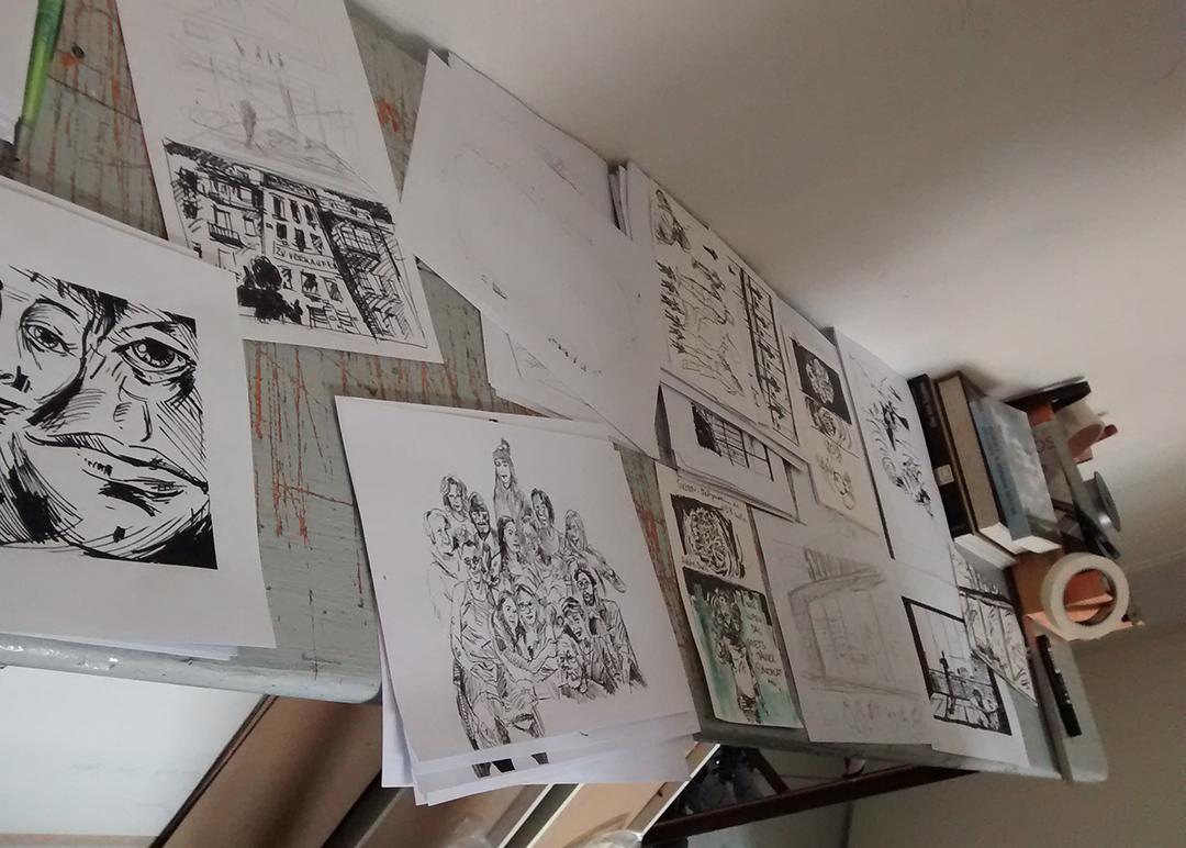 Das ist unser Haus - Postproduktion.
