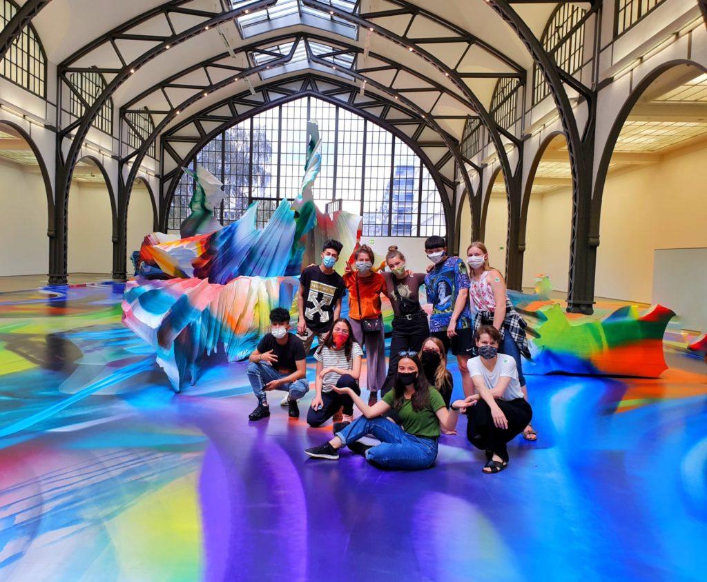 """Jugendaustausch und Filmcamp """"Durchdrehen"""" 2020"""